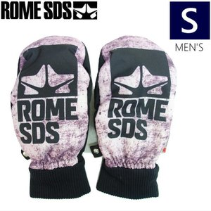 ◎メンズ[Sサイズ] ROME BRAND MITT カラー:SLAB ローム スキー スノーボード メンズ グローブ ミトン 手袋型落ち 旧モデル|off-1