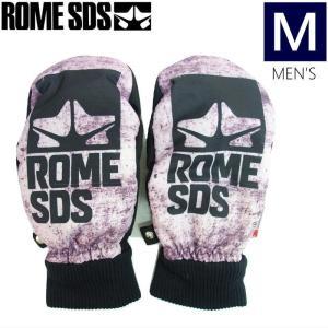◎メンズ[Mサイズ] ROME BRAND MITT カラー:SLAB ローム スキー スノーボード メンズ グローブ ミトン 手袋型落ち 旧モデル|off-1
