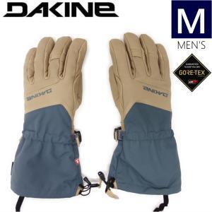 ★ 18-19 DAKINE GORE-TEX CONTINENTAL GLOVE カラーSDS Mサイズ 五本指 グローブ スキー スノーボード  メンズ 日本正規品|off-1