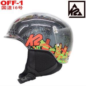 ◎キッズジュニアK2 ILLUSION カラー:BLACK 子供用ケーツーヘルメットイリュージョンシンプル耐久性・快適性メットフィットシステム自転車|off-1