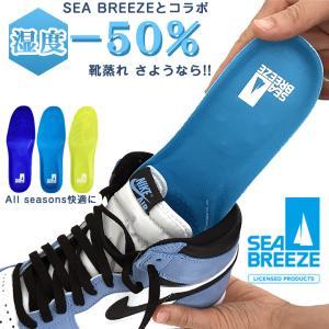 SEA BREEZE インソール SB-005 吸水速乾性 レギュラーモデル ドライスルー 靴 中敷き スニーカー ブーツ 革靴 シーブリーズ|offer1999