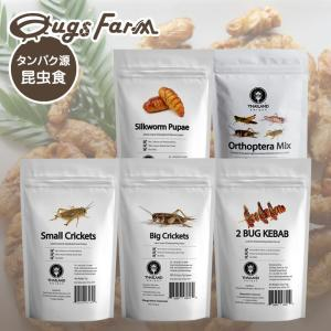 昆虫食 食用 閲覧注意 良質な脂質が含まれた高栄養食 高蛋白で低糖質 豊富なアミノ酸 ミネラルTHAILAND UNIQUE 昆虫食