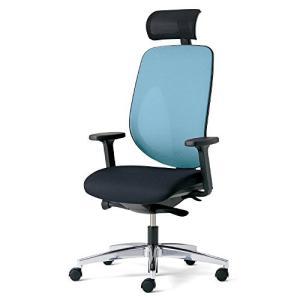 プラス   ジロフレックス オフィスチェア GIROFLEX353 353-9028RS ライトブルー|offic-one