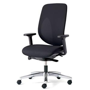プラス   ジロフレックス オフィスチェア GIROFLEX353 353-8028RS ブラック|offic-one