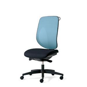 プラス ジロフレックス オフィスチェア GIROFLEX353 353-4029RSH ライトブルー|offic-one