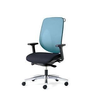 プラス ジロフレックス オフィスチェア GIROFLEX353 353-8028RSH ライトブルー|offic-one