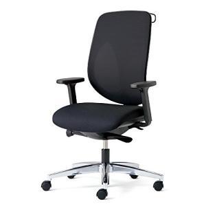 プラス ジロフレックス オフィスチェア GIROFLEX353 353-8028RSH ブラック|offic-one