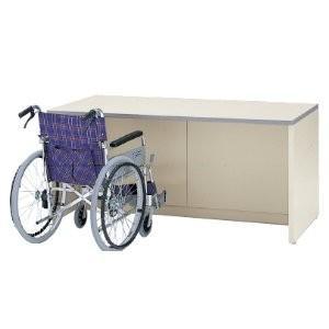生興 車椅子対応ローカウンター  W1600×D800×H740MM  NS NSL-16F□G|offic-one