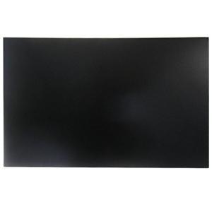 馬印   壁掛木製黒板ブラック 900×600 W23KN|offic-one