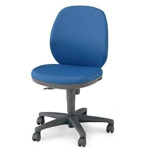 コクヨ   オフィスチェア デスクチェア メディックスチェア2 HCR-G610KB3NN ローバック ブルー|offic-one
