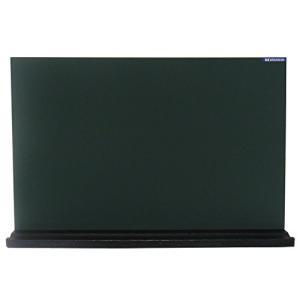 馬印   壁掛木製黒板グリーン 450×300 W1|offic-one