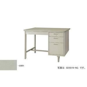 ナイキ 片袖デスク SD501N-AWH|offic-one
