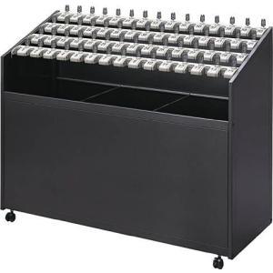 コクヨ   傘立て 錠付き メタリック パネル有 幅1315MM×高さ1085MM 60本用|offic-one