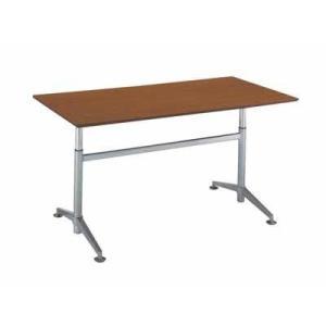 ■  ビューライズ 固定脚タイプ テーブル 配線キャップ4個付き 幅1800×奥行き900×高さ70...