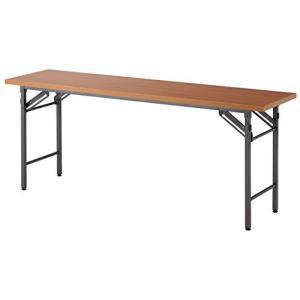 アイリスチトセ アイリスチトセ  折りたたみテーブル OT-1845チーク|offic-one