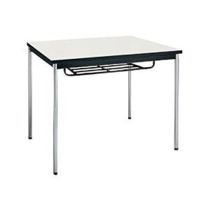 コクヨ      ミーティングテーブル 正方形 W750×D750×H700MM BT-S310 ナチュラルグレー|offic-one