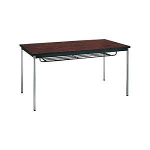 コクヨ      ミーティングテーブル 長方形 W1200×D750×H700MM BT-S412 ローズウッド|offic-one