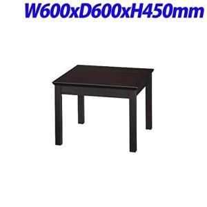 生興   役員室用家具 SRTシリーズ コーナーテーブル W600×D600×H450MM SRT-0660CD|offic-one