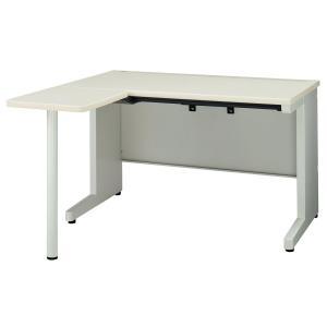 ライオン事務器 品番31158 ジョイントテーブル H720mm YD-M045JT-MW 天板:木目/本体:ホワイト|offic-one