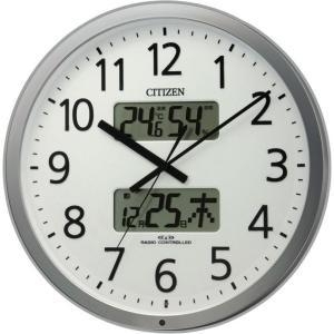 ライオン事務器 品番34315 電波時計 プログラムカレンダー403 offic-one
