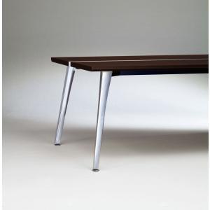 ライオン事務器 品番45807 大型テーブル RGL-2412-WN ウォールナット|offic-one