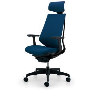 コクヨ品番 CR-G3105E6KZT6-WN オフィスチェア デュオラ ヘッドレスト付T型肘 樹脂脚 W710xD635xH1170|offic-one