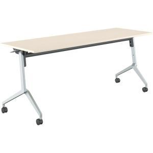 コクヨ品番 KT-1201M10N 会議テーブル リーフライン 幕板棚なし W1800xD600xH720 リーフライン offic-one
