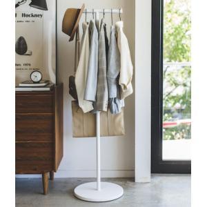 ハンガーをハンガーラックのように横並びで掛けることができるので服の選別が楽にできます。ロングコートや...
