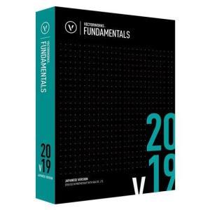 ■エーアンドエー A&A Vectorworks Fundamentals 2019 スタン...
