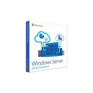 新品 マイクロソフト Microsoft Windows Server 2016 Standard 10クライアント プログラミングソフト、開発ツール