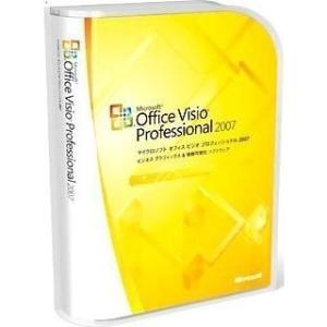 マイクロソフト Microsoft Office Visio Professional 2007