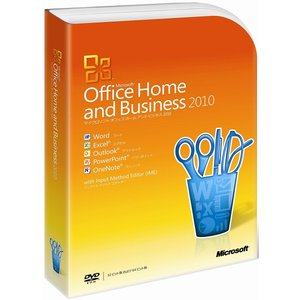 Office Home and Business 2010 日本語 正規品