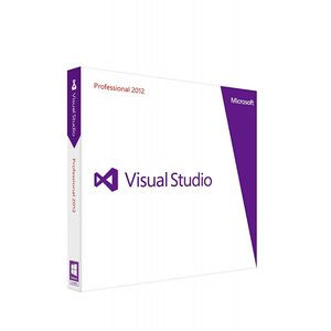 マイクロソフト Microsoft Visual Studio Professional 2012 通常版