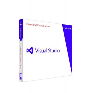 マイクロソフト Microsoft Visual Studio Professional 2013 with MSDN