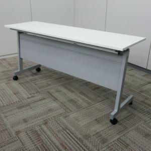 カグクロ スタックテーブル 会議用テーブル ミーティングテーブル リーズナブル|office-kagu-tops
