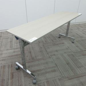 コクヨ KTシリーズ 会議用テーブル 天板/ナチュラルグレー|office-kagu-tops