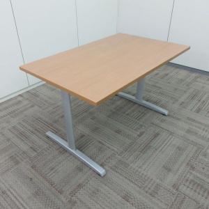 オカムラ 8177シリーズ ミーティングテーブル 天板・縁材 ネオウッドダーク office-kagu-tops