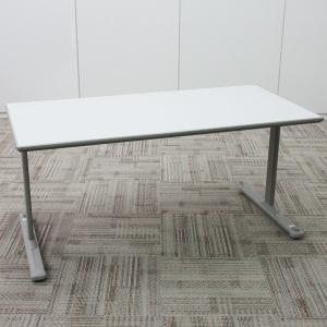 オカムラ 会議用 キャスター付き会議テーブル(8194)|office-kagu-tops