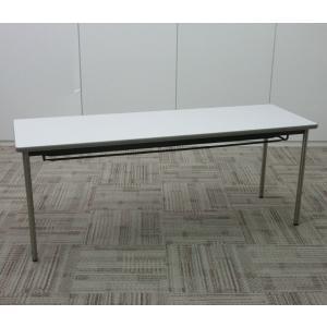 オカムラ 会議用 会議テーブル(4本脚)|office-kagu-tops