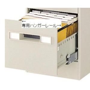 ウチダ ファイリングキャビネット・カードマスター オプション ハンギングレールA4.B4.B6共通 1-307-9001|office