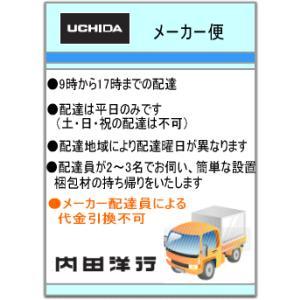 ウチダ システムロッカー NG型 3連2号(3人用) W900×D515×H1790ミリ 5-860-5003【送料無料】|office|02