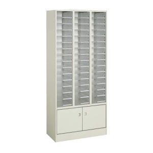 コクヨ A4サイズ対応カルテ戸棚 W800×D400×H1790ミリ HP-SA41F1N【送料無料】|office