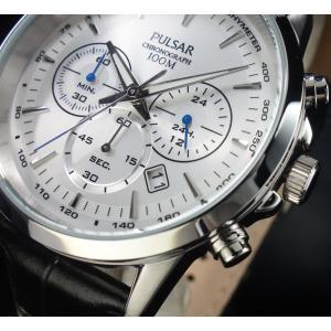 世界のセイコーから欧米戦略ブランドPULSARの腕時計でございます。パルサーは、精密な時計並みの周期...