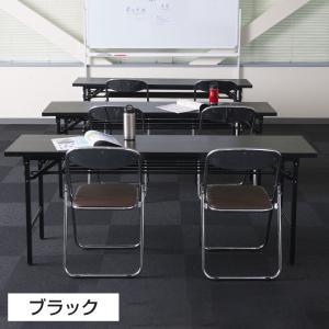 法人様限定 会議用テーブル 折りたたみテーブル...の詳細画像5