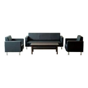 応接セット 5人用 応接セット センターテーブル + 1人掛け 応接ソファー ×2 + 3人掛け 応接ソファー 4点セット 日本製