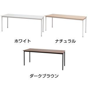 法人様限定 ワークテーブル テーブル 1800...の詳細画像2