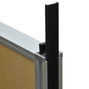 エンドカバー 高さ1600mm  OC-PTシリーズ用|officecom