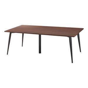 商品について サイズ幅2000×奥行1200×高さ720mm 材質天板 / メラミン化粧板共巻(※裏...