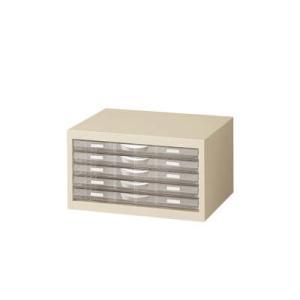 引出しは透明プラスチックで、外から書類を確かめることできて便利です。 商品について サイズ外寸/幅4...