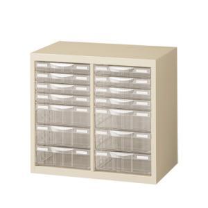 引出しは透明プラスチックで、外から書類を確かめることできて便利です。 商品について サイズ外寸/幅5...